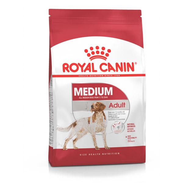 Royal Canin Dog Medium Adult 15kg