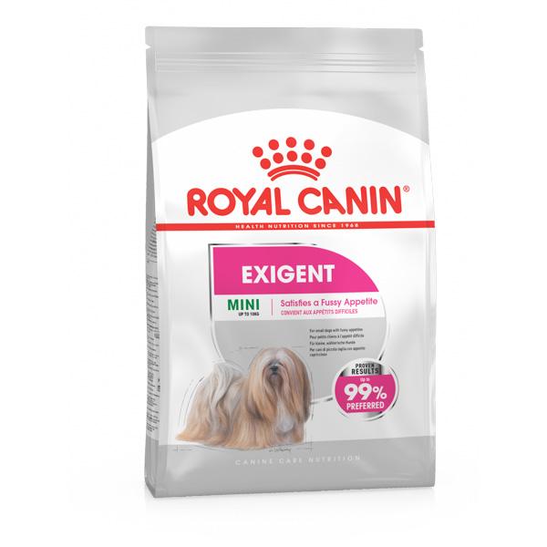 Royal Canin Dog Mini Exigent 3 kg