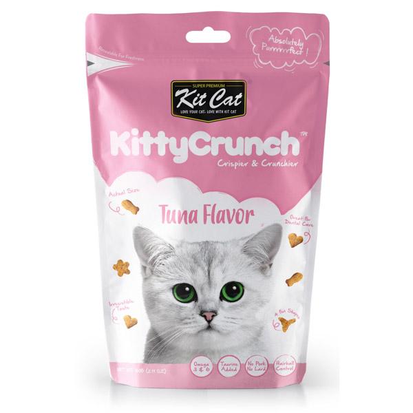 Kitty Crunch Tuna 60 gr