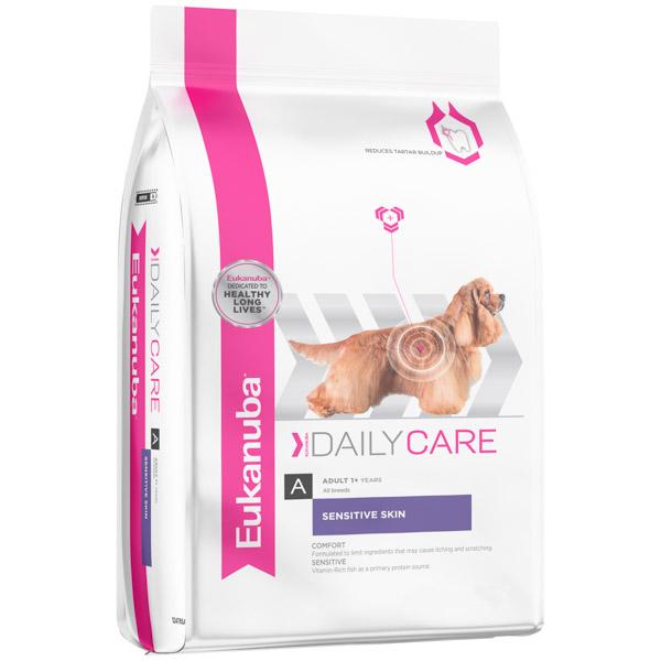 Eukanuba Sensitive Skin Dog Food 12 kg