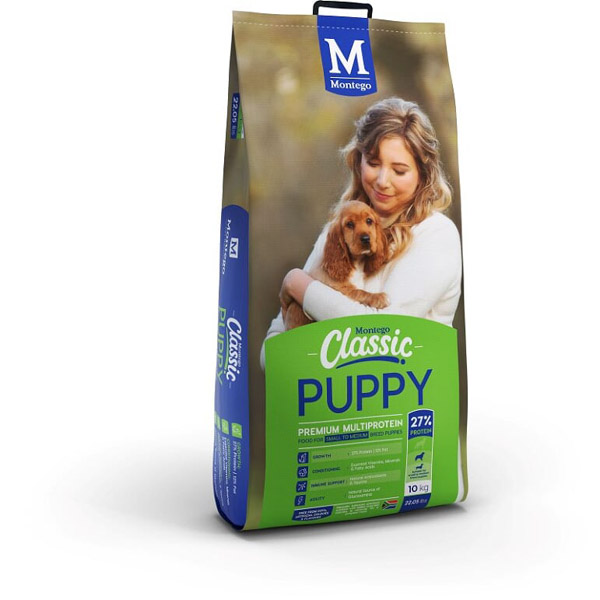 Montego Classic Small Breed Puppy Dog Food 5kg