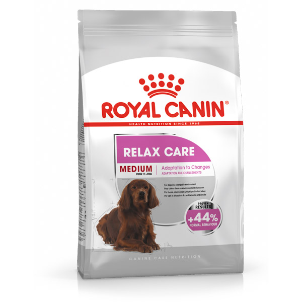 Royal Canin Medium Relax Care Adult Dog Food 1kg